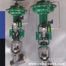 Pneumatic Actuator Globe Control Valve