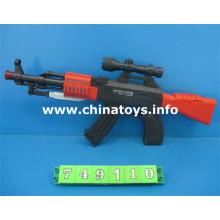 Juego de poder vendedor caliente B / O Gun con Flsahlight (749110)