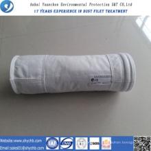 Sac filtre de collecteur de poussière de PTFE pour l'usine de mélange d'asphalte