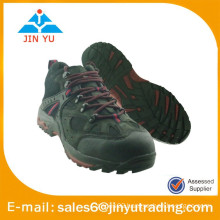 genuine leather hiking shoes for men