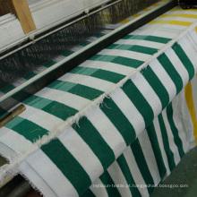 Toalha de piscina absorvente de algodão com listras de venda quente 70X140cm (DPF10104)