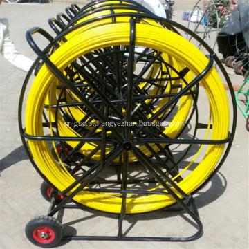 Canalização da fibra de vidro Rods que segue o canal Rod do cabo de FRP