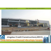 Easy Install, Low Cost Steel Factory Warehouse