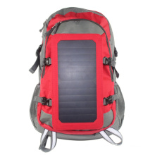 30 - 40L Capacity and 600D Material solar power backpack