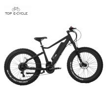Alta qualidade 750 w Bafang meados de motor da unidade de gordura do pneu bicicleta elétrica 2017
