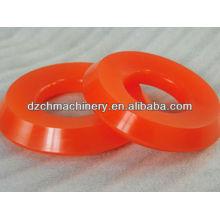 API-7K oil drilling mud pump valve rubber Polyurethane