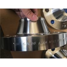Flange de aço inoxidável de ASTM A182 S32750 F53