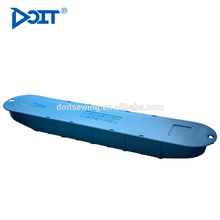 6 paletas, proveedor chino móvil estanque de peces rueda de paletas aireador para shimp, oxyen de pescado