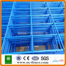 clôture en treillis métallique enduit de PVC (ISO9001)