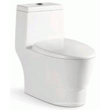 Sanitarios de cerámica baño de cerámica de una pieza (6210)
