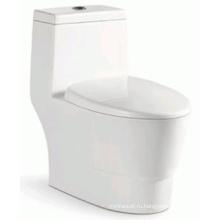 Санитарно-техническое оборудование Керамическая ванная комната One Piece Туалет (6210)
