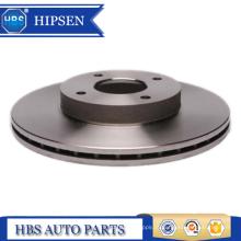 Rotor dianteiro AIMCO 31057 do disco do freio do eixo 280mm para Infiniti / Nissan