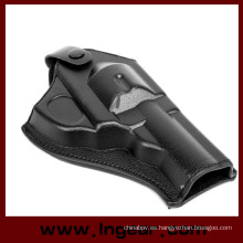 Ejército táctico fuerza cuero revólver pistola Fundas Funda de cuero