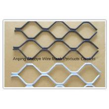 Clôture galvanisée de lien de chaîne / clôture enduite de lien de chaîne de PVC / clôture de lien de chaîne d'acier inoxydable (usine et ISO9001)