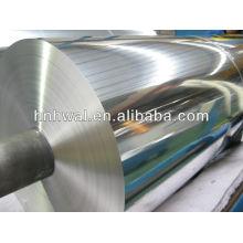 Papier ménagé / récipient en aluminium