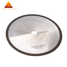 forma de disco de corte fora da roda de diamante / rebolo CBN
