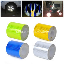 "New 2""X10′ 3m Colorful Reflective Safety Warning Conspicuity Tape"