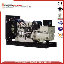 Shangchai Engine 660kw/825kVA Diesel Silent Generator Power Electric Generator