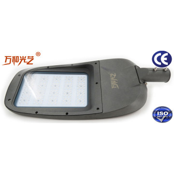 Lúmenes altos LED Street Light 50 vatios