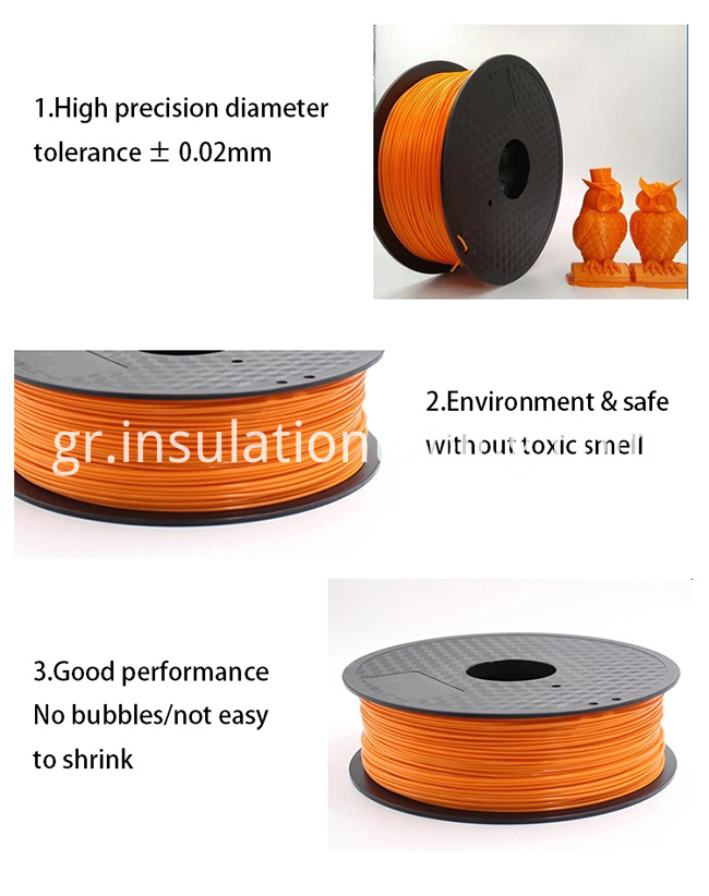ABS PLA 3D Printer Filament5