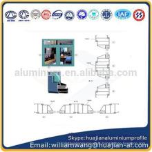WINDOWS en aluminium de haute qualité