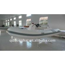 rib420B CE-starre Fiberglasboot mit motor 30hp