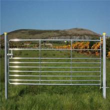 Cerca de grade de gado galvanizado de tubo redondo para rancho