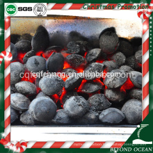 2017 Pillow Shape Bamboo Charcoal For BBQ