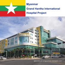 Projeto do Hospital Internacional Grand Hantha