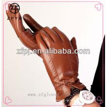 Mode Winter warme weibliche Marke Winter Handschuhe