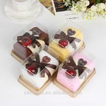 Exquisite Kuchen hochwertige Geschenk Handtücher