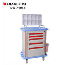 DW-AT014 Hospital medical anesthesia accessories cart