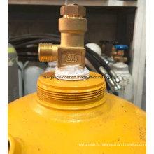 Cylindre de gaz acétylène ISO3807