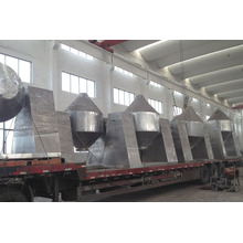 Technology Stainless Steel Drying Unit Double-Cone Rotary Vacuum Dryer