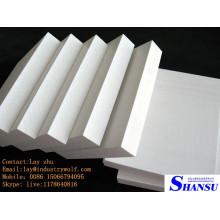 Tablero de la muestra del PVC, tablero fotoluminiscente de la muestra, resplandor en el tablero oscuro del PVC de la muestra de seguridad del tablero