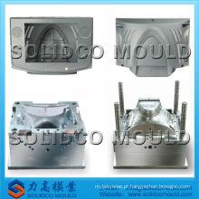 Molde de injeção de plástico para TV LED tampa frontal, molde do quadro de televisão