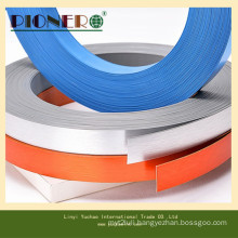 Wood Grain Pre-Glued Paper Edge Banding for Furniture