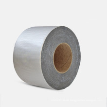 Hot Sale Butyl Rubber Aluminum Foil Protection Tape