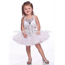 new design colorful short baby girl wedding dress cute flower girl dress mini dress from hongkong