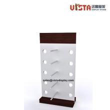 Wooden Countertop Sunglass Display Stand