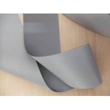 100% polyester grey high visibilty reflective fabric class 1