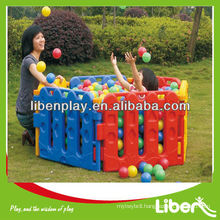 Indoor Funny Plastic Ball Pool Playset LE.QC.009