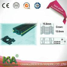 Sujetadores corrugados Serie Gc20n