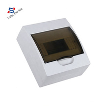 TSM Type of Surface Mounted 8 Way/8 Pole Plastic Electrical Distribution Box