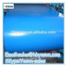 Hot Prime PPGI Hierro galvanizado prepintado hojas de bobinas buen precio de China para cubiertas