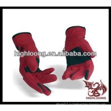 Новый стиль удобные пользовательские перчатки лыжах с дизайном