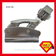 Industriesicherheit Galvanisierter Stahl mit Haken 12 mm 16 mm Seilgreifer