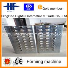 Andamio Constrution Plataforma de trabajo Máquina de laminado de tablones de acero Fabricante