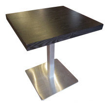 Modern Wooden Hotel Dining Table