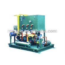 Гидравлическая система высокого давления горячей прокатки